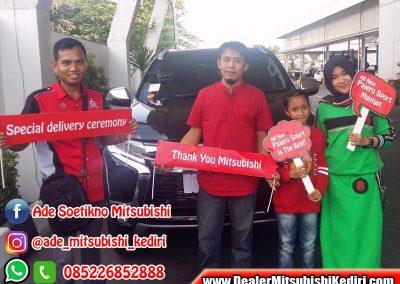 Foto Delivery Ade Sutikno Dealer Mitsubishi Kediri 1
