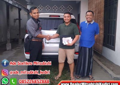 Foto Delivery Ade Sutikno Dealer Mitsubishi Kediri 11
