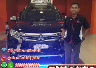 Foto Delivery Ade Sutikno Dealer Mitsubishi Kediri 6